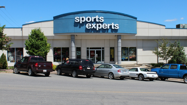 Sports experts r pertoire en for Chambre de commerce edmundston
