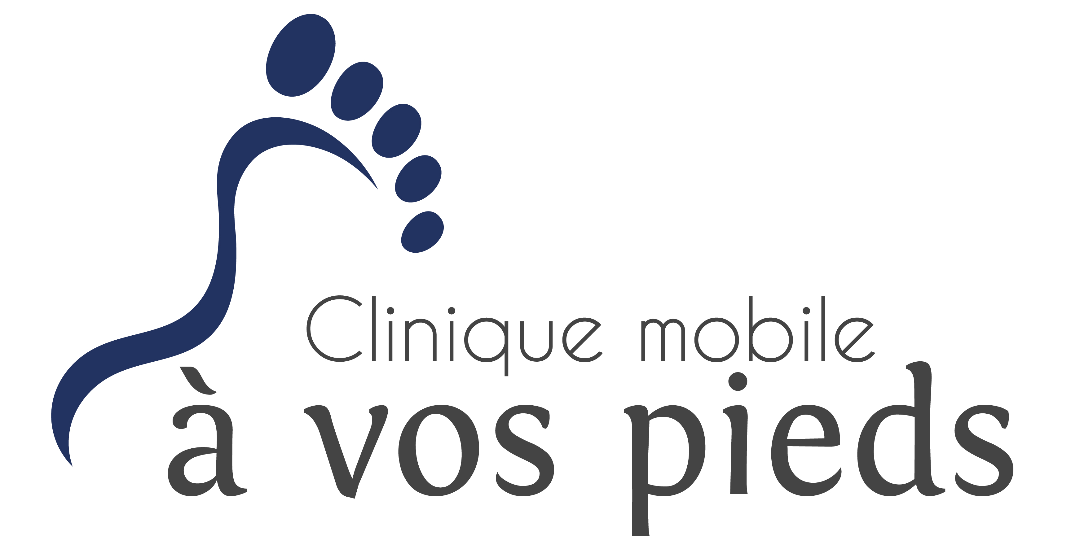 Clinique mobile à vos pieds